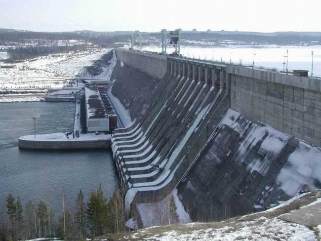 Гидро-электричество Тянь-Шаня - рогунская ГЭС