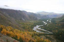 На Алтае создан еще один Природный парк