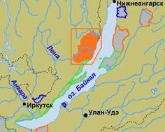 Пока ещё Байкало-Ленский заповедник
