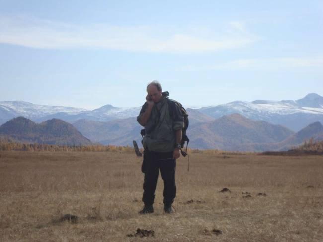 Михаил Крейндлин: о заповедной природе и уходящем годе