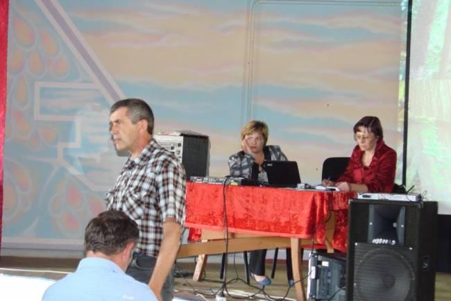 Жители поселка Танзыбей поддержали расширение границ Природного парка «Ергаки»
