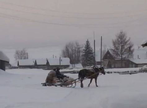 Зима на Енисее (Сибирский рецепт для счастья)