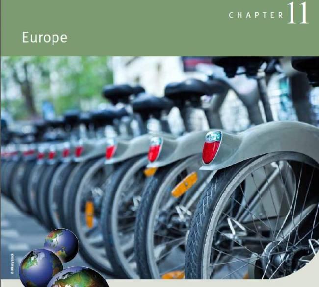 ЮНЕП исследовала экологические перспективы Европы