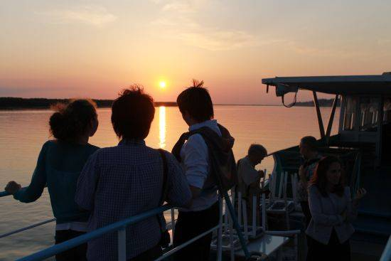 Проблемы сохранения пресноводных экосистем рек Сибири и Дальнего Востока и пути