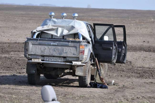 В Алтайском крае проведен рейд по выявлению нарушений правил охоты