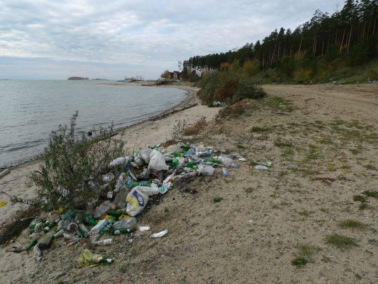 Кто должен  содержать в чистоте побережье?