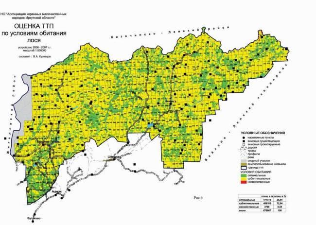 Оценка современного состояния природной и социальной среды и перспективы традиционного природопользования.