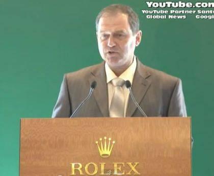 Фонд «Феникс» получил престижную международную премию Rolex Award