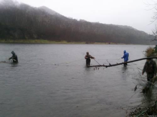 В рыбной отрасли Сахалина разворачивается очередной конфликт.