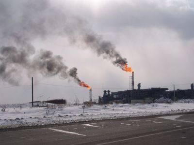 Блюз эпохи нефтяного бума