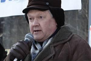 Председатель Сибирского отделения РАН Александр Асеев.