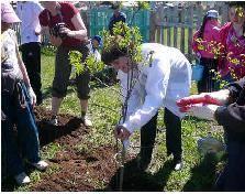 Прибайкалье - территория устойчивого развития (комплекс проектов)