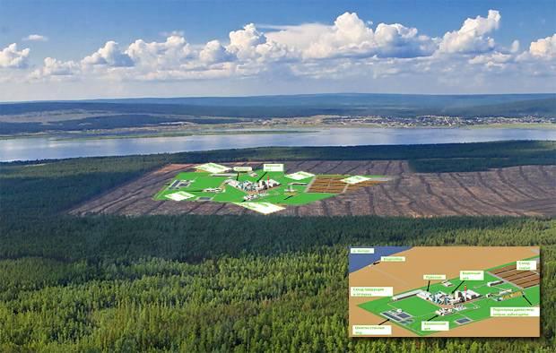 Лесной комплекс Красноярского края буксует. Фото с сайта http://www.dela.ru/news
