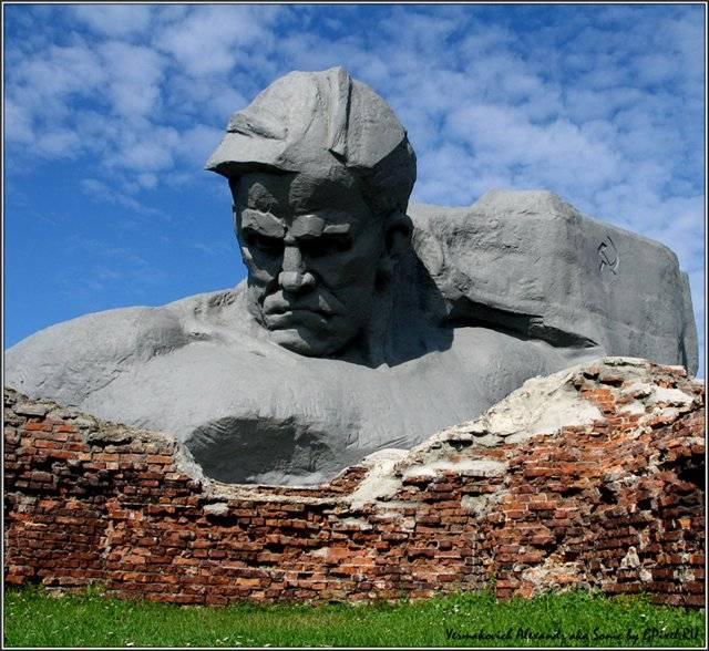 Крепость - символ великой войны. О том как человеческий дух превзошёл страх, бол