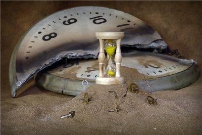 Часы сломались!