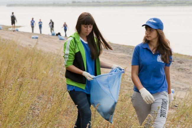 Чистый берег Ангары 2013