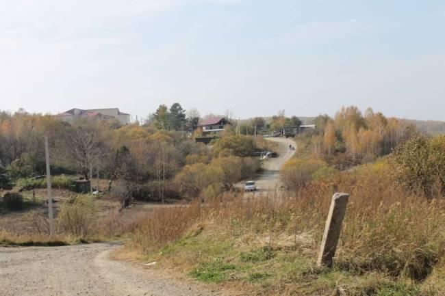 Нанайское село Сикачи Алян