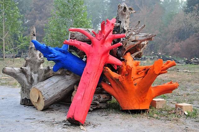 Первый сибирский эко-фестиваль ленд-арта