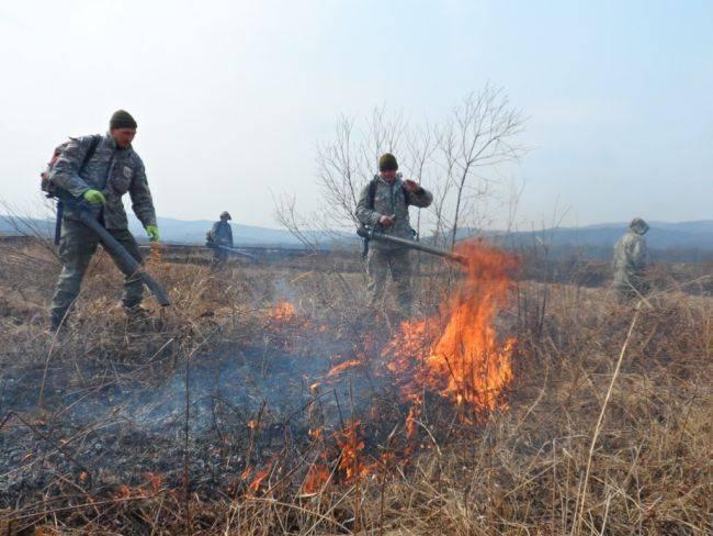«Землю Леопарда» оградили от пожаров