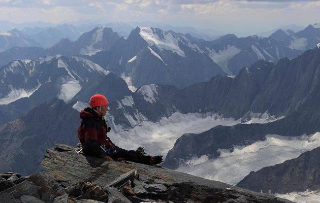 Фотопроект «Лучше гор могут быть только горы»