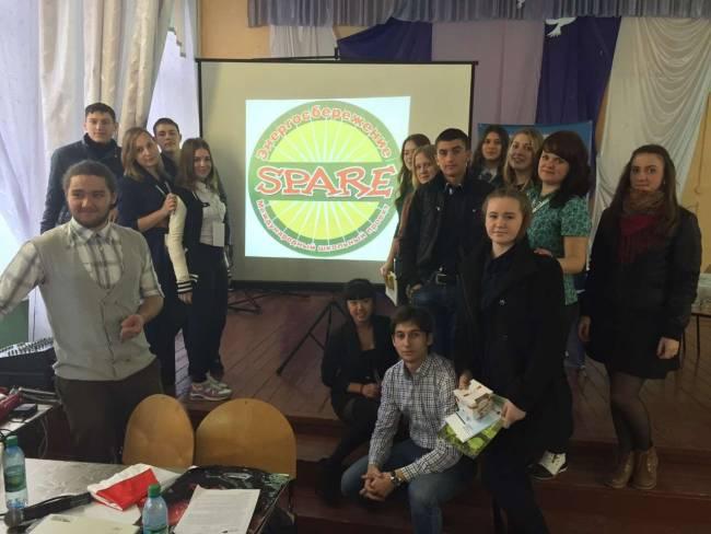 Образовательное ЭкоТурне в Черниговке