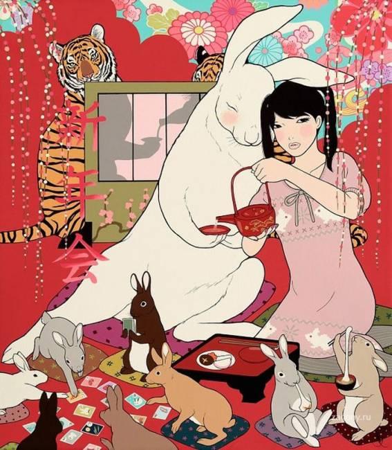 Секреты японского долголетия от Б.Акунина
