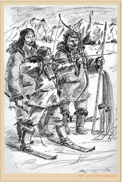 О камчадалах и курильцах