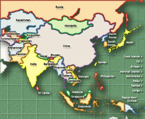 Российский Дальний Восток в АТР: водные ресурсы и проблемы водопользования