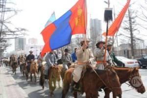 Новое монгольское противостояние