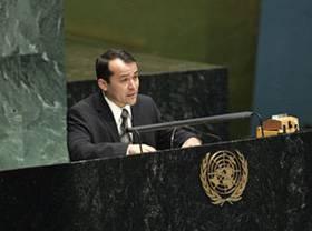 Посол Узбекистана призвал к рациональному использованию водных ресурсов региона