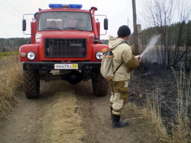 Готовы ли мы, жители края, к пожароопасному сезону в 2011 г.?