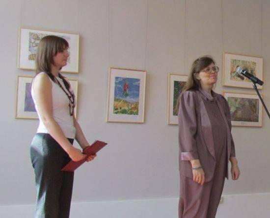 Открытие выставки VII конкурса «Дикие животные родного края»