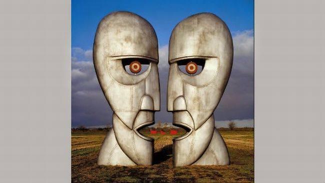 Музыка Pink Floyd в  декорациях Чернобыльской Зоны