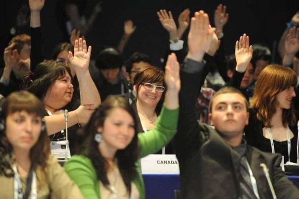 Декларация принятая на 11-ом Европейском Молодёжном Водном Парламенте