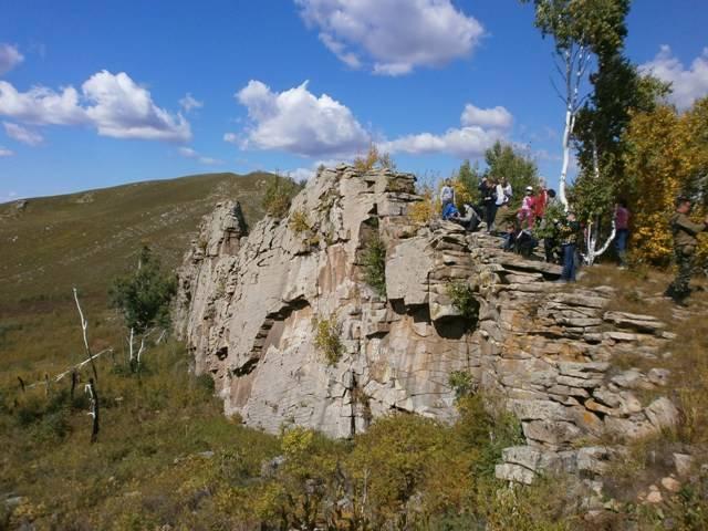 быркинские скалы