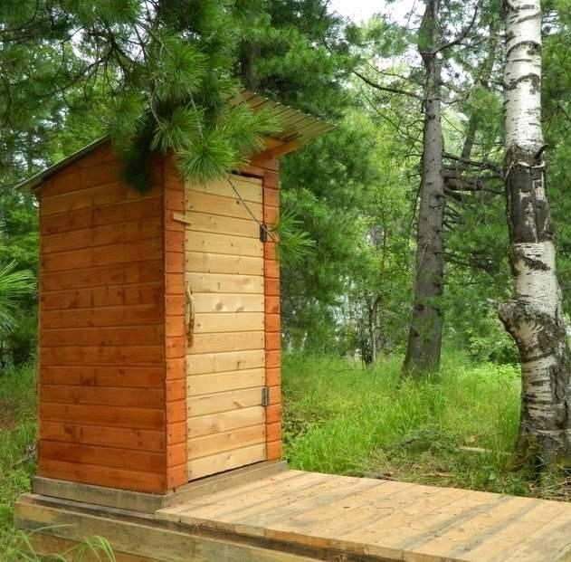 Экологически чистые туалеты появились на берегах Байкала