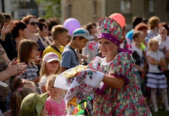 Русский чай - это праздник