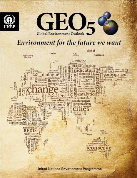 Глобальная экологическая перспектива для Рио+20