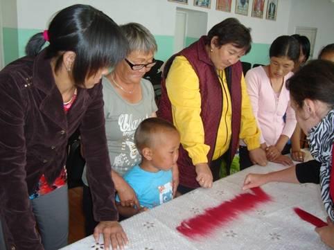 Алтайские мастера поделились опытом организации экотуризма с соседями из Республ