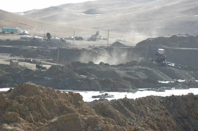 Масштаб экологических последствий добычи россыпного золота в бассейне р. Амур
