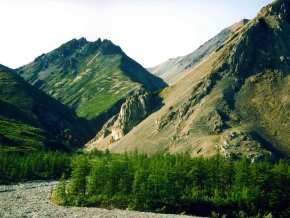 Горы Дьапкычан