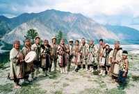 участники кочевого лагеря