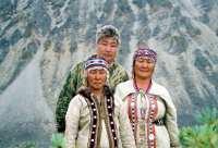 С учителями кочевого лагеря