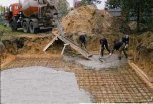 Фундамент – основа дома.