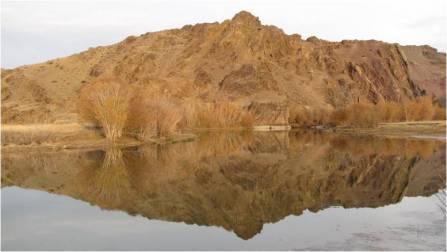 Рис. 8. Геология и пейзаж