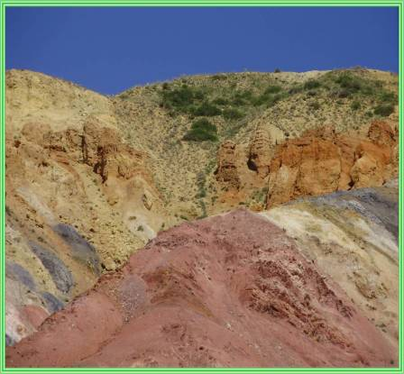 Кызыл-чин, Чаган-Узун и Чаган. Они имеют большое учебно-научное значение. Долина р. Кызыл-чин привлекает необыкновенной эстетикой.